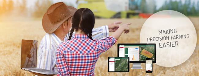 La piattaforma Agricolus rende semplice l'Agricoltura 4.0