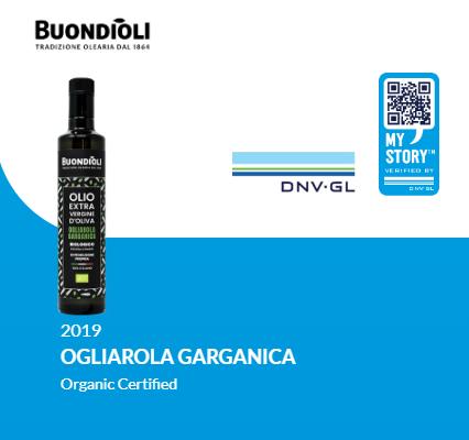 buondioli blockchain olio di oliva biologico extravergine